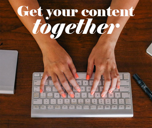 Create Your Content