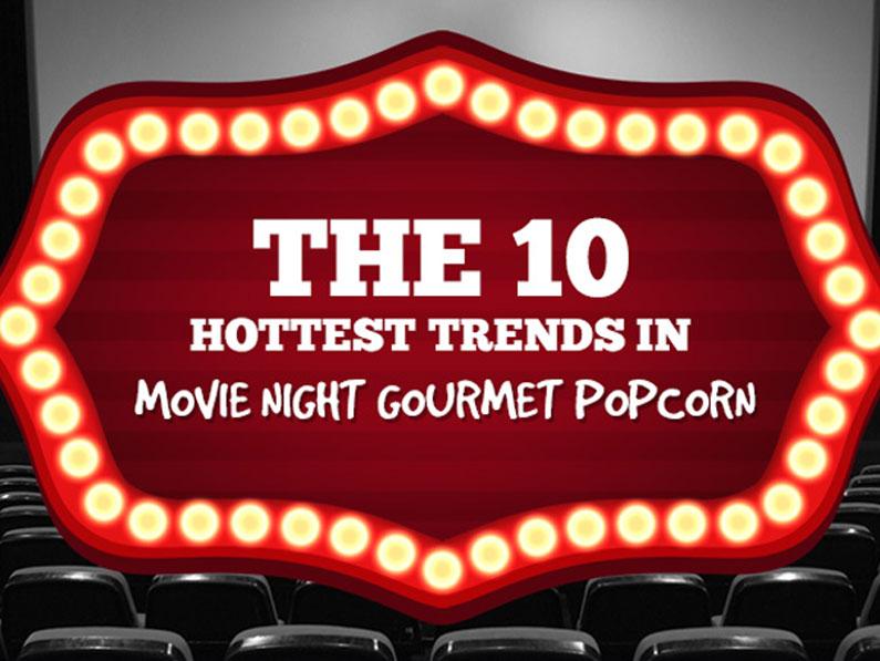 Gourmet Popcorn Pinterest Image