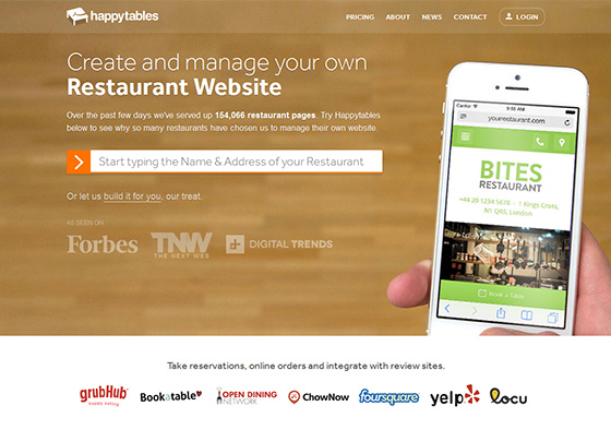 Happytables.com