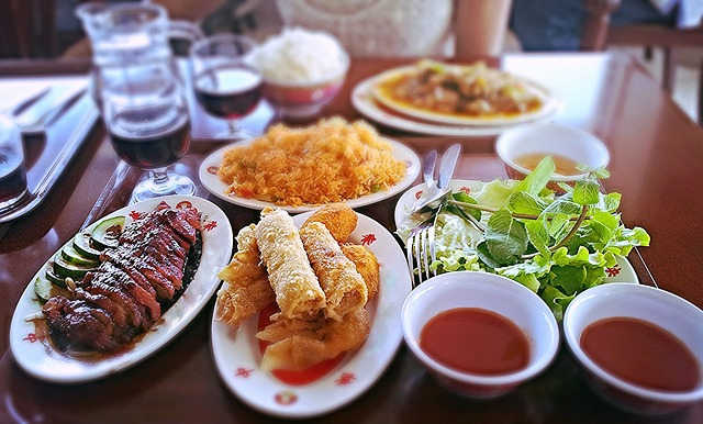 Food photos can enhance your restaurant website