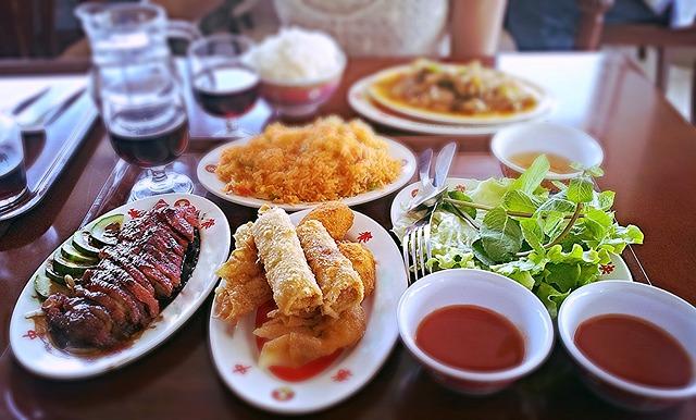 Food photos can enhance your restaurant website